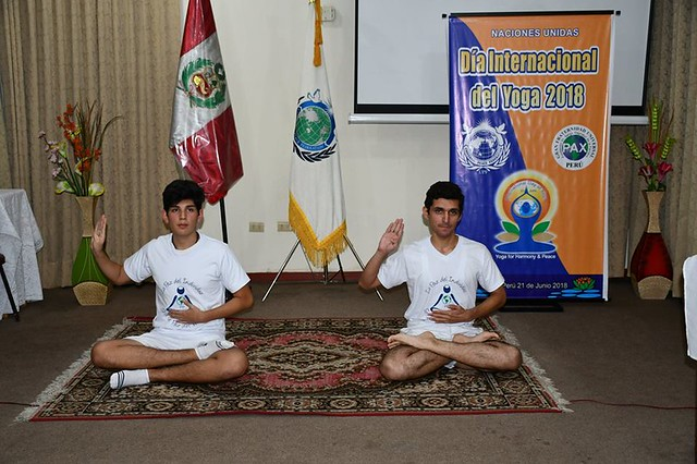 Peru-2018-06-21-Peru Celebrates UN International Yoga Day