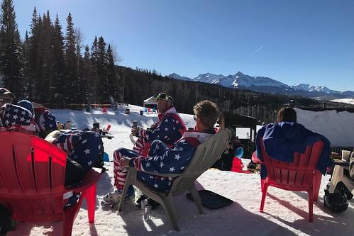 スキーのTeam USAが来ているみたい | by lulun & kame