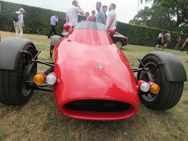 Light Car Company Rocket 1993, When FOS was New Too, Star Cars of 1993, Cartier Style et Luxe, Silver Jubilee, Goodwood Festival of Speed (1)