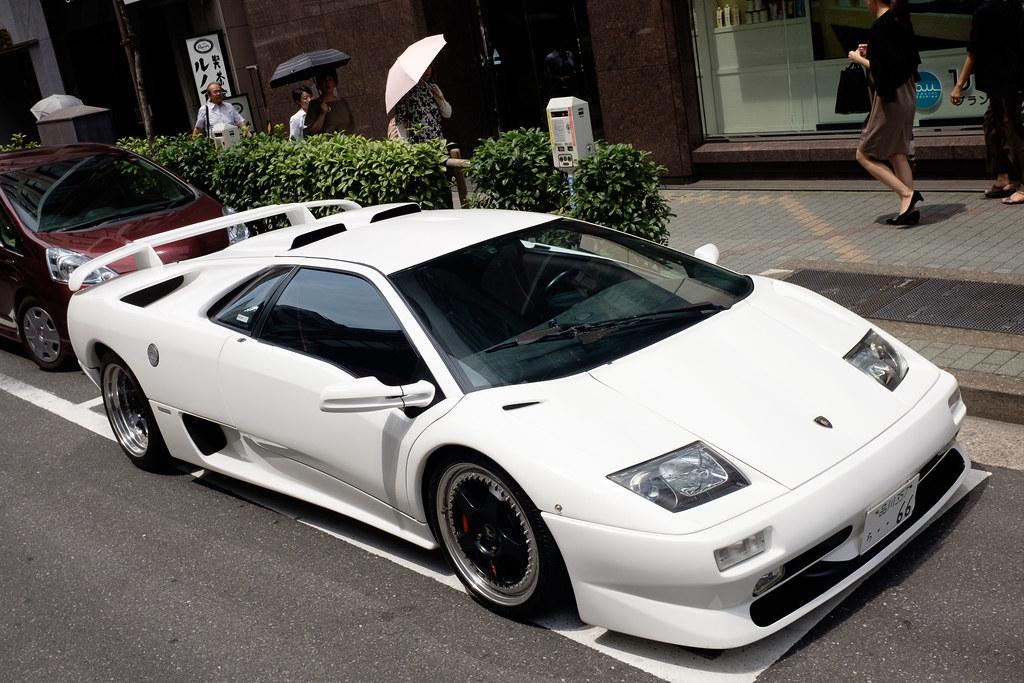 Lamborghini DIABLO SV 2018/07/13 X7000858