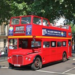 The Albert Kennedy Trust - RedRoutemaster.com RMC1510 510CLT - Pride in London 2018
