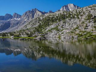 Lower Dusy Basin lake | by snackronym