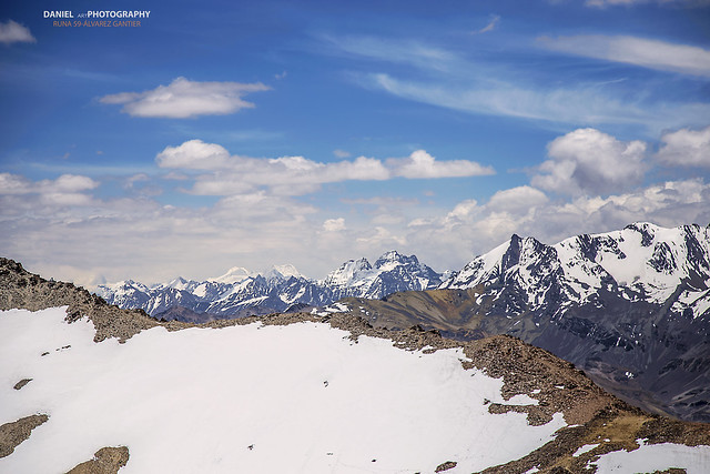 Cordillera Real Central