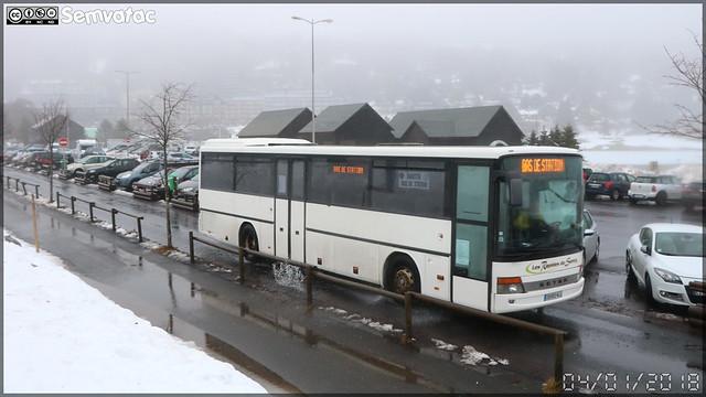 Setra S 315 UL - Les Rapides du Sancy / Sancy, ex-Daniel Meyer n°532