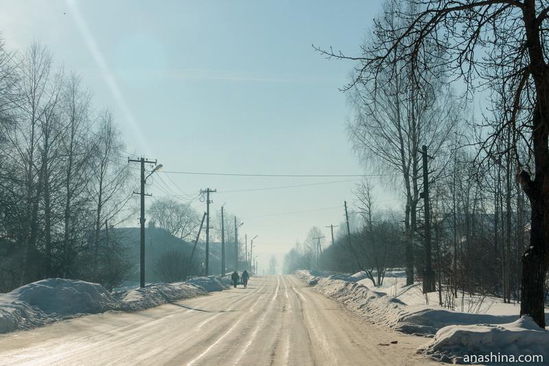 Улица Вылузгина, Солигалич