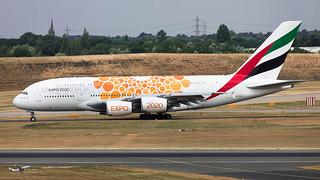 A6-EOU A388 UAE | by John Mason 2019