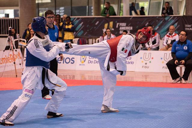 FISU America Games 2018 | Taekwondo