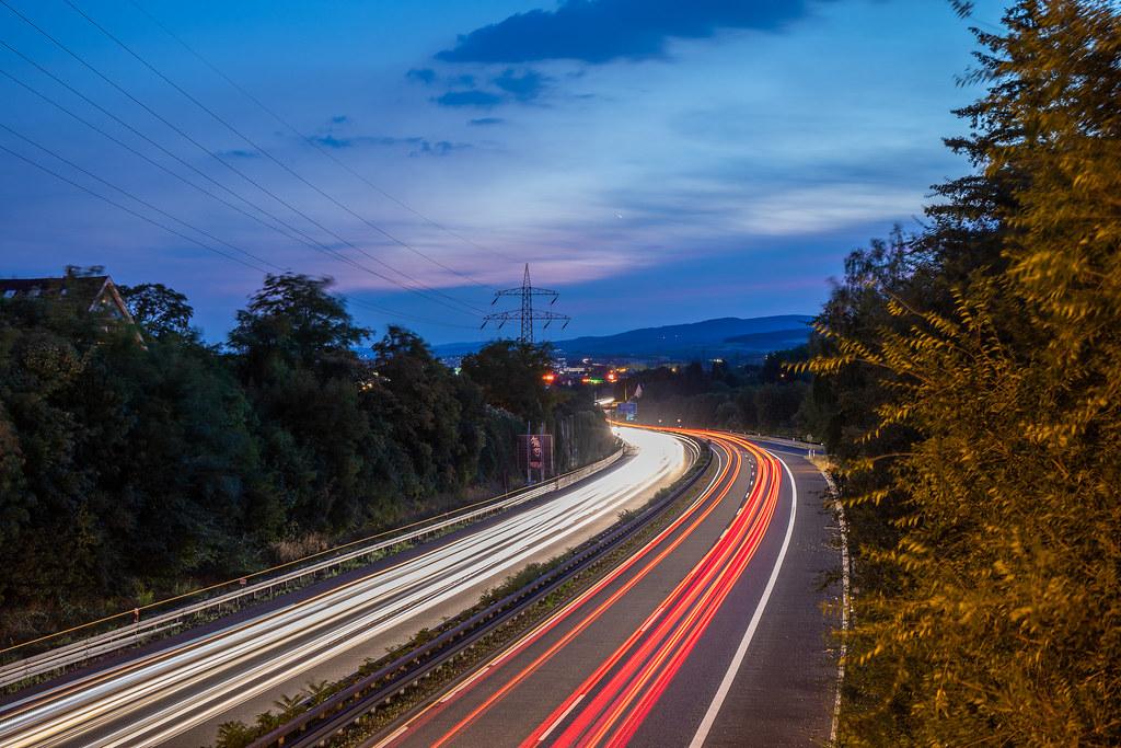 Autobahn A66