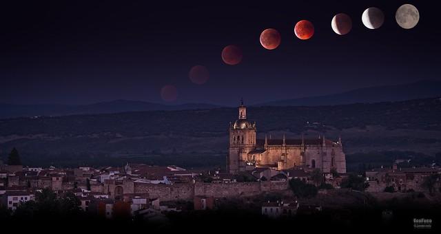 Coria, Extremadura, España.