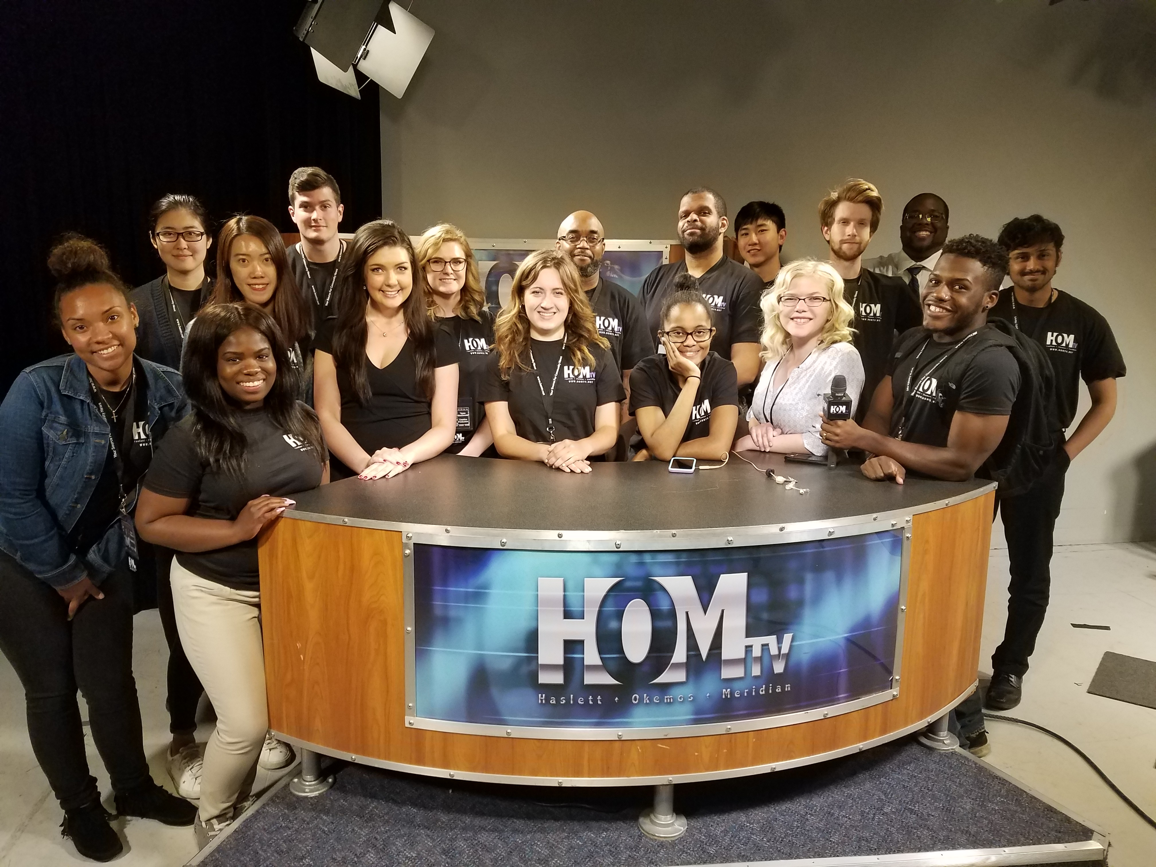 Start Your Media Career at HOMTV