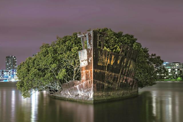 Homebush Ship Wreck
