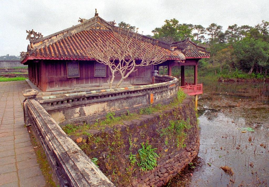 viet_centre_017 : au mausolée Tu Duc @ Hue, Vietnam