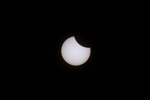 Total Solar Eclipse - August 21st 2017 - Nebraska