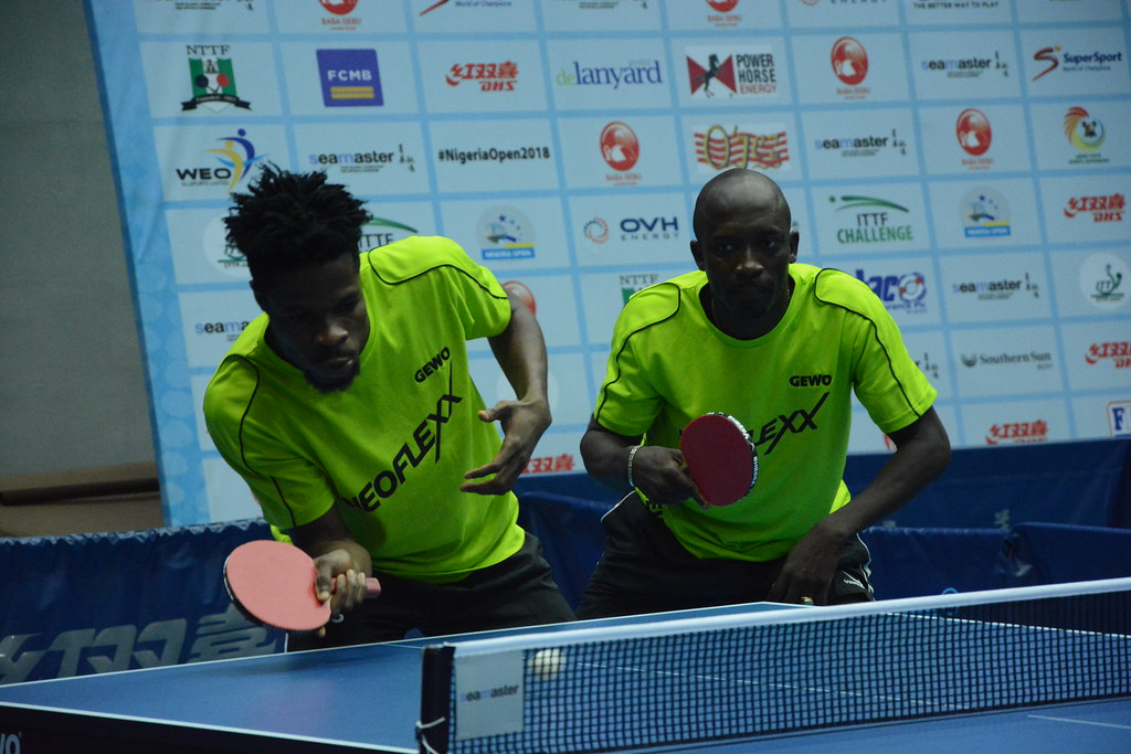 Image result for Segun Toriola and Olajide Omotayo