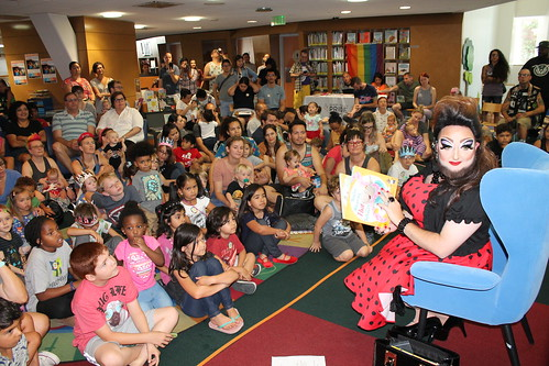 Drag Queen Storytime: Over the Rainbow | by San José Public Library