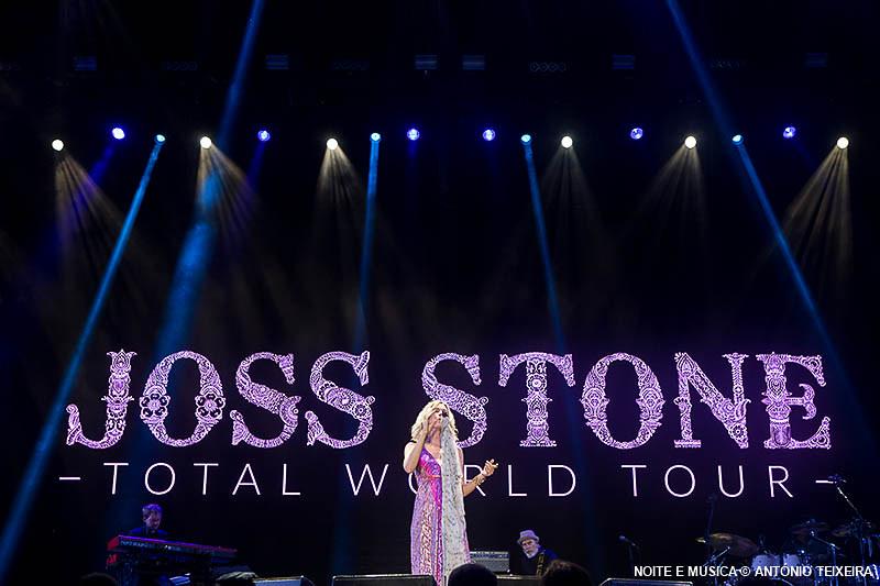 Joss Stone - MEO Marés Vivas 2018