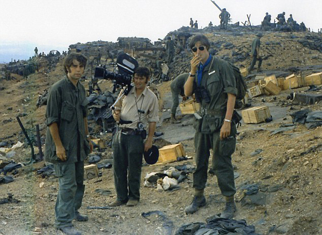 Max Hastings in Vietnam