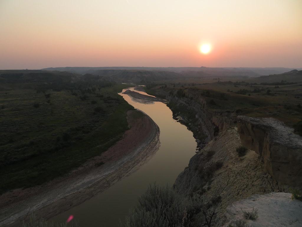 Camping in North Dakota - Ken Lund