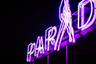Neon Sign - Nana Tai Alley - Bangkok - Thailand