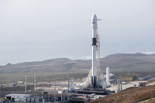 Iridium-7 Mission | by Official SpaceX Photos