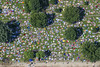 Like Sardines In A Can by Aerial Photography