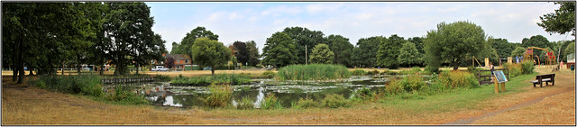 Panoramics of Yateley Green