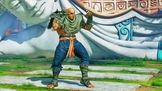 Street Fighter V: Sagat | by PlayStation.Blog