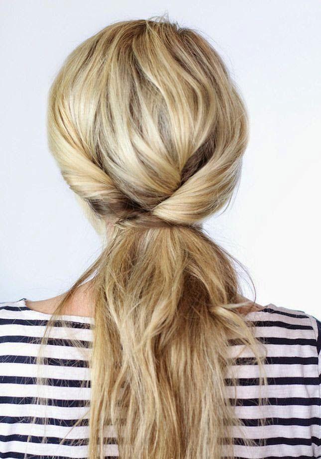 Pleasing Hair Style Ideas Low Pony Tail Hairstyles Hair Style Id Flickr Schematic Wiring Diagrams Phreekkolirunnerswayorg