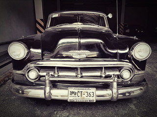 The Chevy | by dafaktor