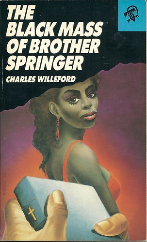 Pop Sensation: Paperback 1033: The Black Mass of Brother Springer