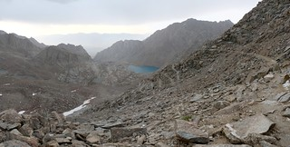 1729 Seemingly endless switchbacks on the Mount Whitney Trail - I'm glad to be headed downhill | by _JFR_