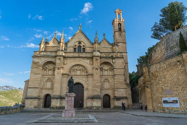 Antequera - Real Colegiata de Santa María la Mayor