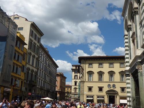 Palazzo Arcivescovile - Piazza San Giovanni, Florence