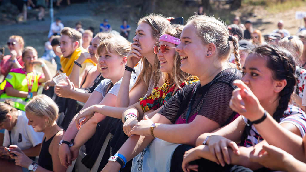 P3morgen Slottsfjell 2018 P3morgen Pa P3 Scenen Slottsf Flickr