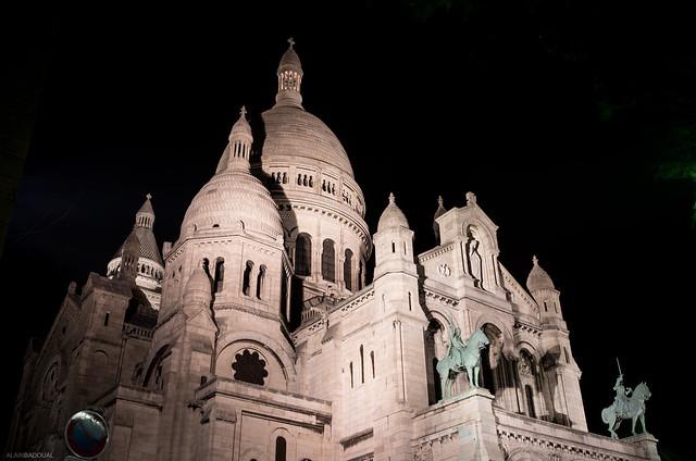 Basilique du Sacré-Cœur de Montmartre, Paris, France