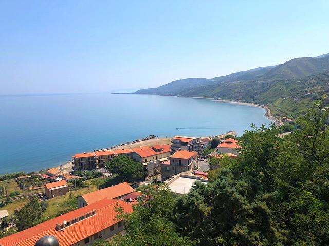 Il mare di Santo Stefano