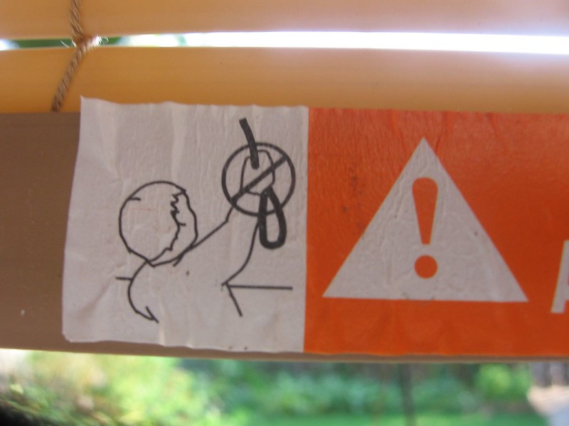 Beware Infants With Nooses!