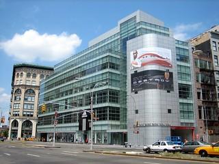Adidas Building on Houston | by erik jaeger