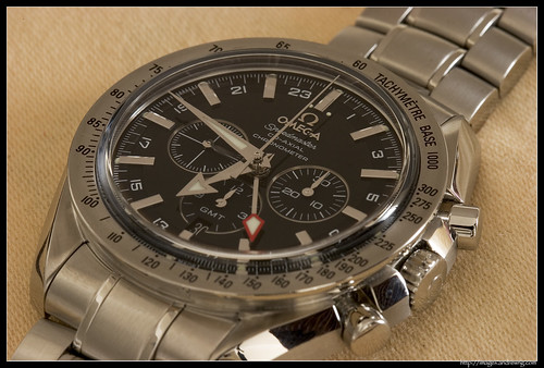 BA Coax GMT face | by @ayn