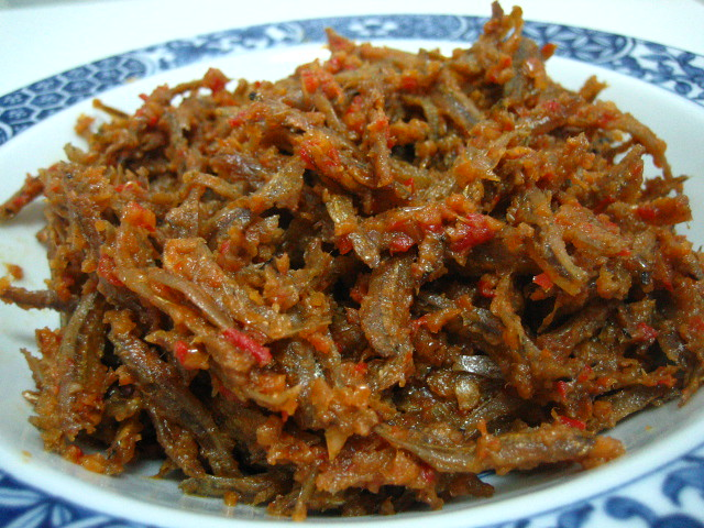 Sambal Ikan Bilis / Spicy Anchovies + Recipe | My version: R… | Flickr