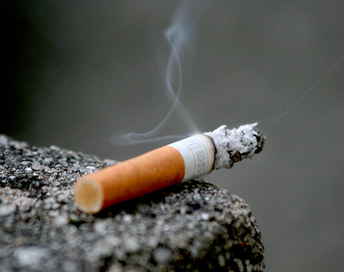 cigarette   by lanier67
