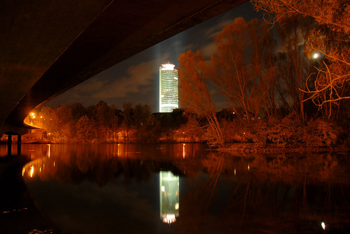 From under the bridge... by Dirk Paessler