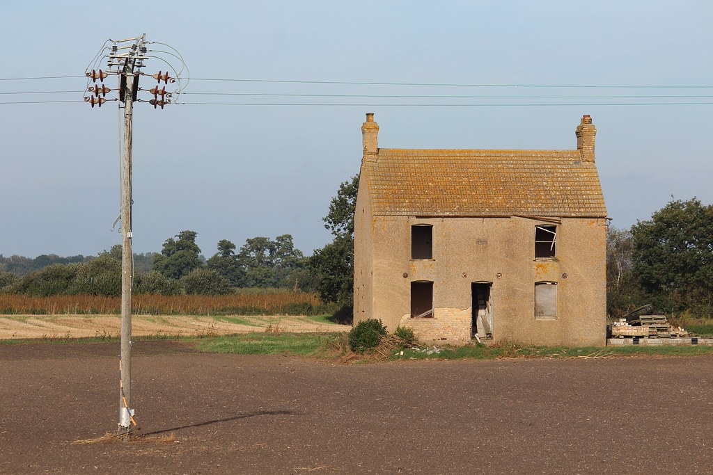 Old house near Southery