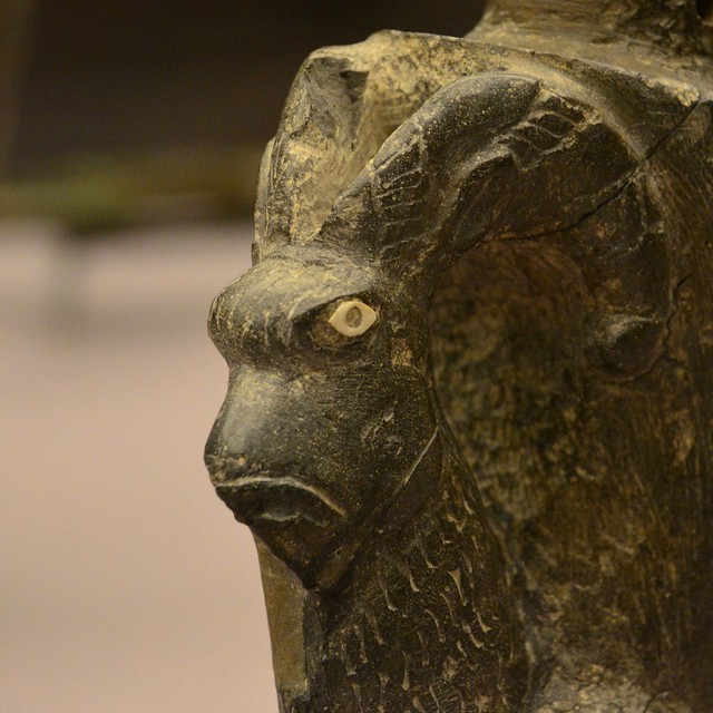 Drents Museum 2018 – Figurine in the shape of a ram