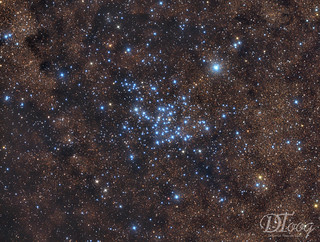 An Open Star Cluster - Messier 23 | by Delberson Tiago
