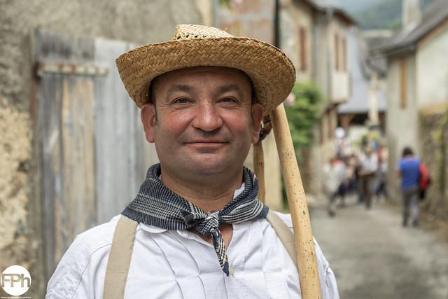 Normandy farmer