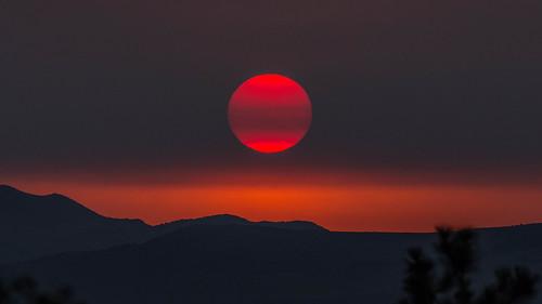 landscape sunrise reno nevada unitedstates us