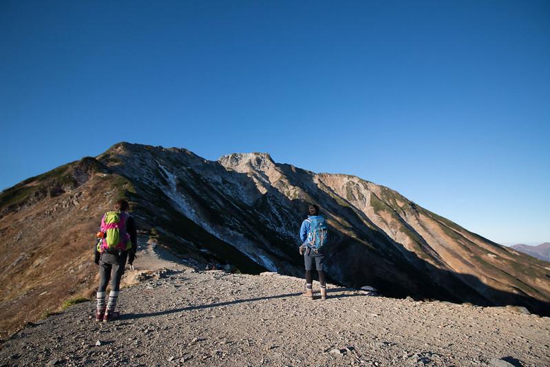 五竜岳の集合写真