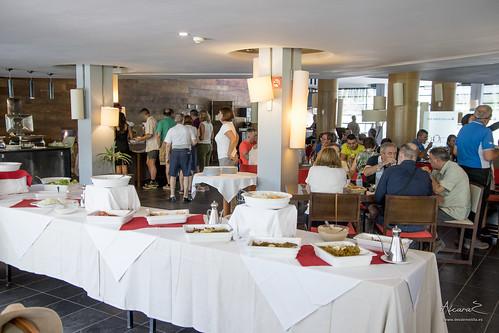 Comedor Hotel Alhucemas Bay