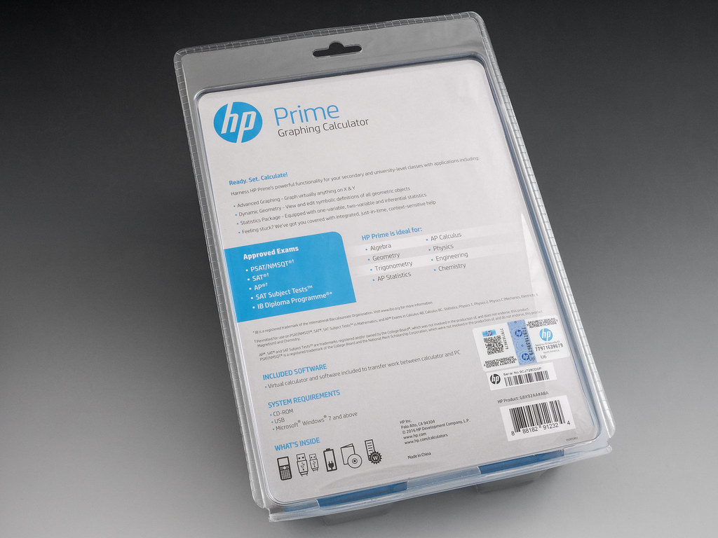 HP Prime Calculator | The only graphing calculator with a ca